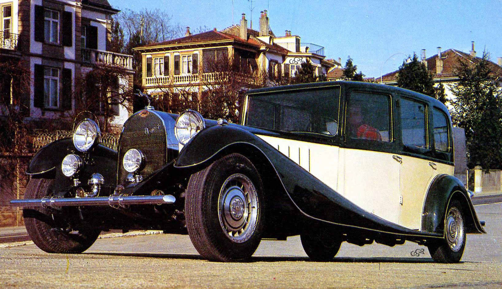sbarro royale, 1979
