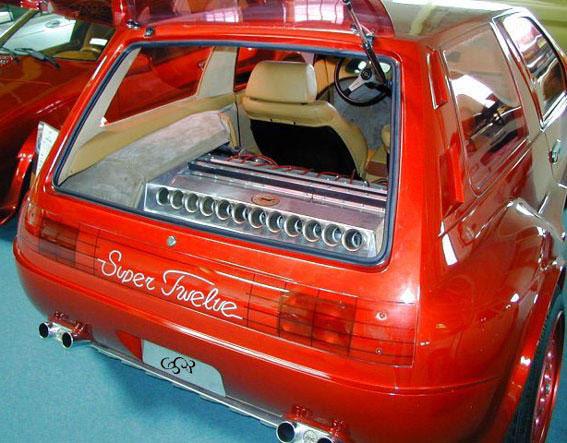 Sbarro Super Twelve 1981