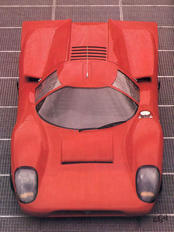 Sbarro Lola T70