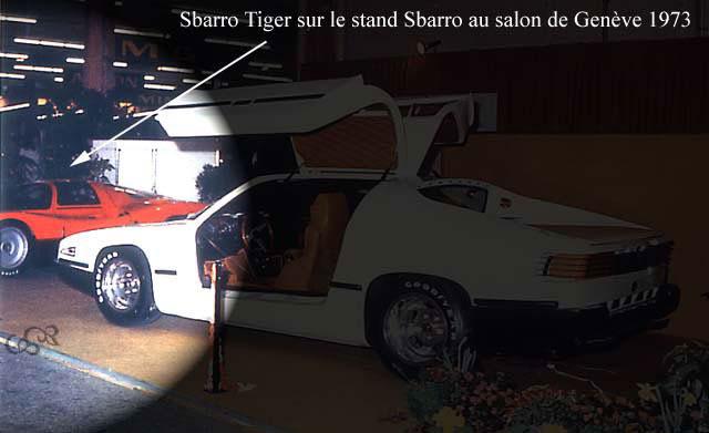 Sbarro Tiger 1973